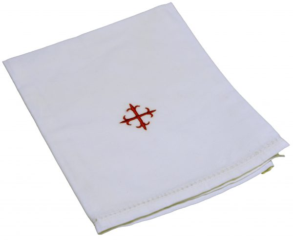Cotton_Lavabo_Towel_Red cross
